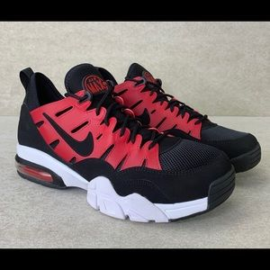 Nike Air Trainer Max 94 Low Gym Red Black Shoes